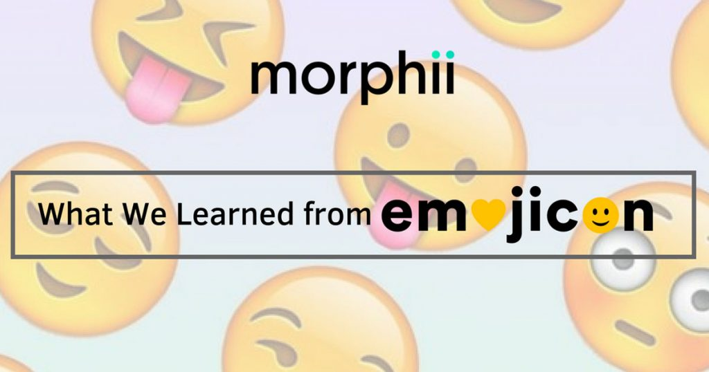 What We Learned from Emojicon