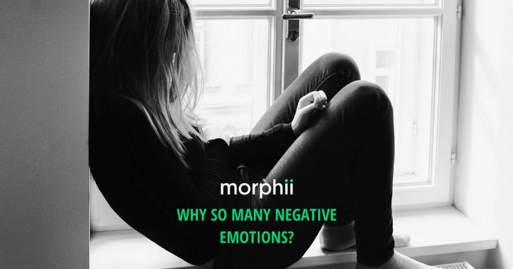 Why So Many Negative Emotions?